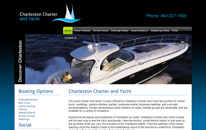 Charleston Charter and Yacht