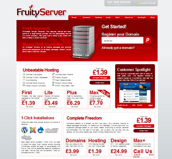 Fruity Server