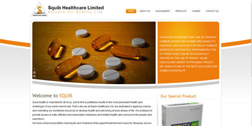 Squib Health Care Limited